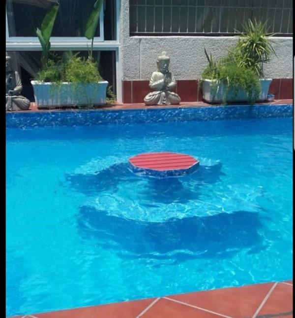 Sevilla Liberal piscina