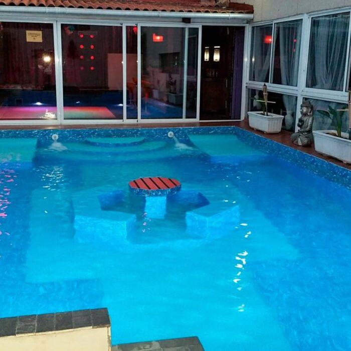 piscina sevilla liberal caliente